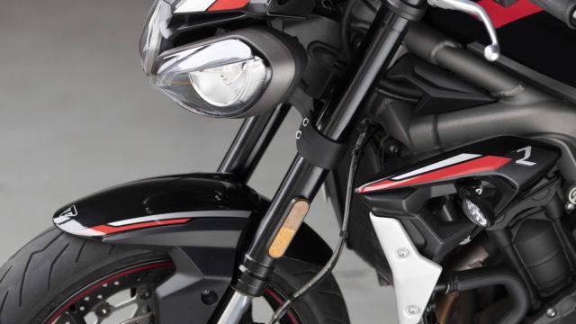2020 Triumph Street Triple R unveiled. Cheaper than the previous model 46