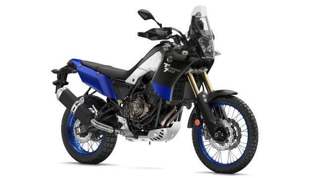 "Yamaha Ténéré 700 to get a ""Rally"" update. Would you like a high-spec version? 1"