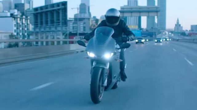 Zero SR/S electric motorcycle presentation video leaked. Here's the bike 1