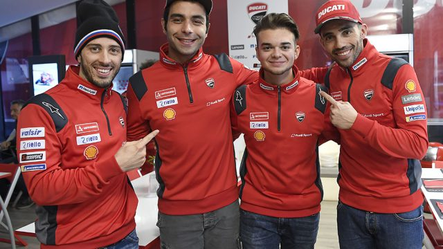 Ducati Enters MotoGP eSport Class with an Official Team 10