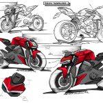 2020 Ducati Streetfighter V4. More Details 44