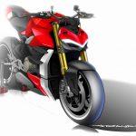 2020 Ducati Streetfighter V4. More Details 34