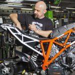 KTM stops factory production in Austria over Coronavirus 2