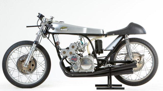 1965 Ducati 125cc four cylinder Grand Prix 1