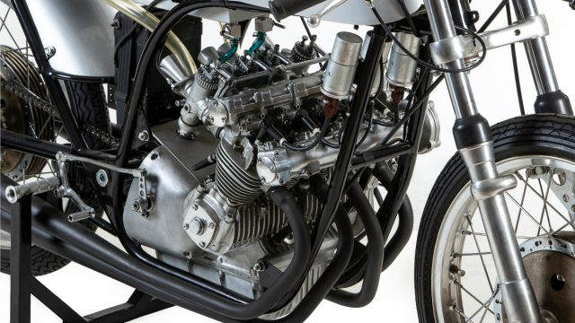 1965 Ducati 125cc four cylinder Grand Prix 3