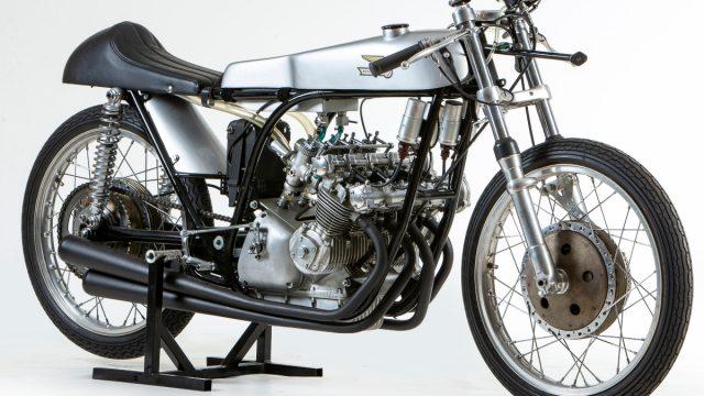 1965 Ducati 125cc four cylinder Grand Prix 6