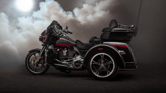 2020 Harley-Davidson CVO Tri Glide US Market Price Announced 1