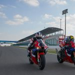 Watch 2020 Honda Fireblade in its Element. Track Day with WSBK Riders 2
