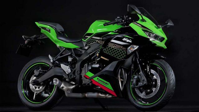 2020 Kawasaki ZX 25R 04 2452