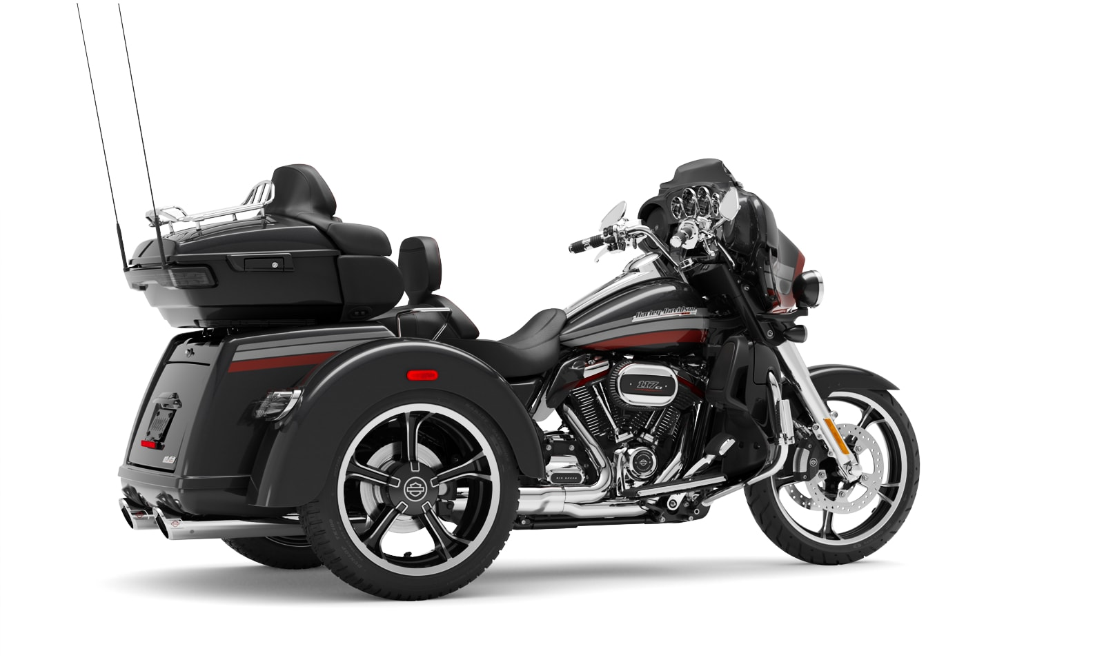 2020 Harley-Davidson CVO Tri Glide US Market Price ...