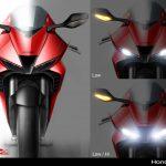 Honda Fireblade Wins Red Dot Design Award 10
