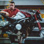 MV Agusta Maintains Production Open 4