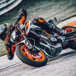 7 Things We Learned about the KTM 890 Duke R 19