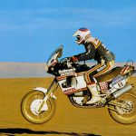 Dakar Motorcycles That Made it to Series Production 23
