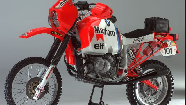 Dakar Motorcycles That Made it to Series Production 7