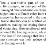 Yamaha carbon fibre frame patent leaked 7