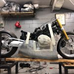 BMW R nineT made in Russia 2