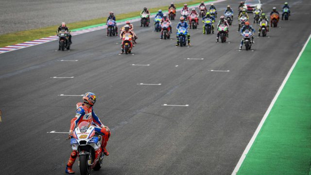 MotoGP Argentina Rescheduled due to the Coronavirus Outbreak. France GP in doubt 1