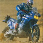 Dakar Motorcycles That Made it to Series Production 25