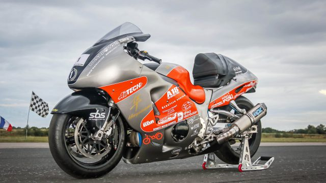 Turbocharged Hayabusa for sale: 650hp & 264mph 2