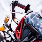 Insane 3-Wheeled Ducati Hypermotard 1100. Custom Made Bike by Balamutti 5