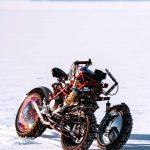 Insane 3-Wheeled Ducati Hypermotard 1100. Custom Made Bike by Balamutti 6