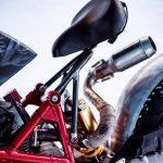 Insane 3-Wheeled Ducati Hypermotard 1100. Custom Made Bike by Balamutti 7