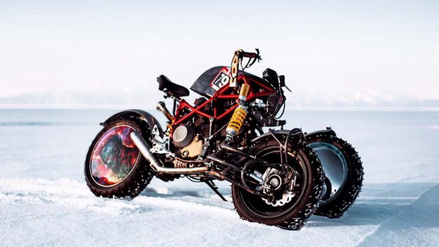 Balamutti three wheel ice racer 06