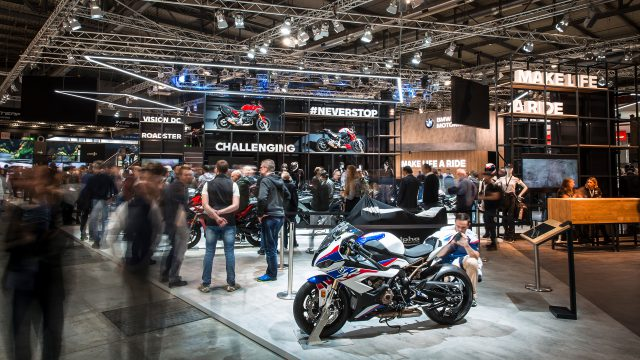 BMW and KTM will not join the Intermot and EICMA this year. The Expos Could be Canceled 1