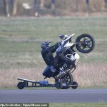 Mission Impossible 7: Tom Cruise Spotted Pulling Wheelies on a BMW G 310 GS 8