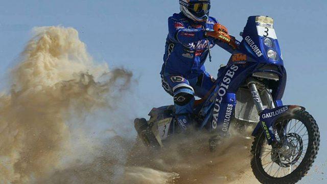 Fabrizio Meoni Dakar KTM