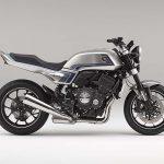 Honda CB-F: A Neo-Retro Concept Bike 2