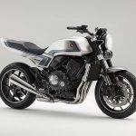 Honda CB-F: A Neo-Retro Concept Bike 3