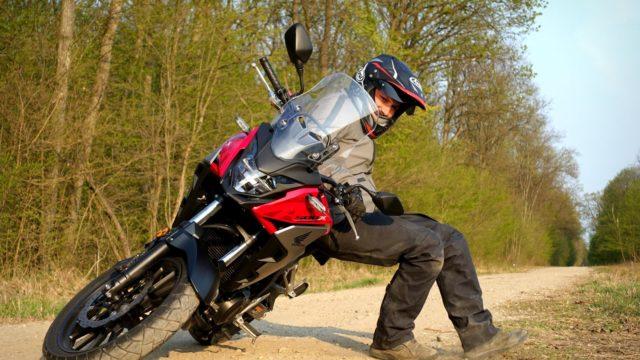 Honda CB500X duim 7861