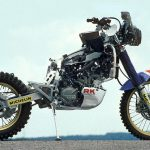Dakar Motorcycles That Made it to Series Production 31