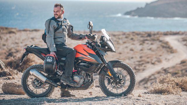 2020 KTM 390 Adventure Review 7