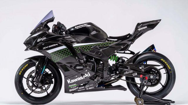 Kawasaki Ninja ZX 25R Racer Custom 01