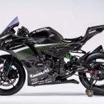 Kawasaki Revealed a Carbon Fibre Track Version of the Ninja ZX-25R 7