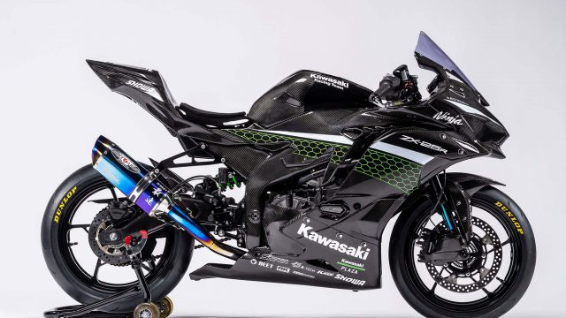 Kawasaki Ninja ZX 25R Racer Custom 03