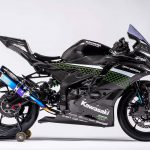Kawasaki Revealed a Carbon Fibre Track Version of the Ninja ZX-25R 8