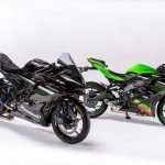 Kawasaki Revealed a Carbon Fibre Track Version of the Ninja ZX-25R 3