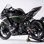 Kawasaki Revealed a Carbon Fibre Track Version of the Ninja ZX-25R 5