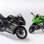 Kawasaki Revealed a Carbon Fibre Track Version of the Ninja ZX-25R 2