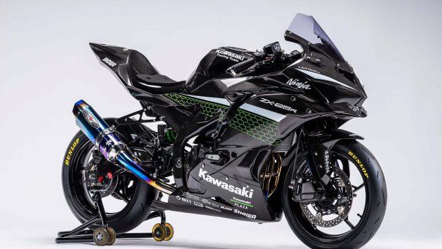 Kawasaki Ninja ZX 25R Racer Custom 08