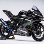 Kawasaki Revealed a Carbon Fibre Track Version of the Ninja ZX-25R 6