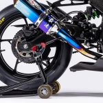 Kawasaki Revealed a Carbon Fibre Track Version of the Ninja ZX-25R 9