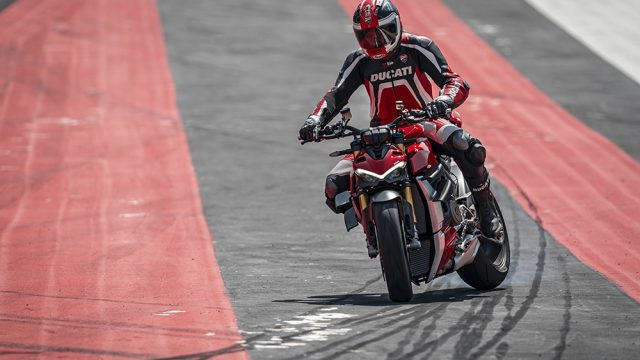 2020 Ducati Streetfighter V4. More Details 1