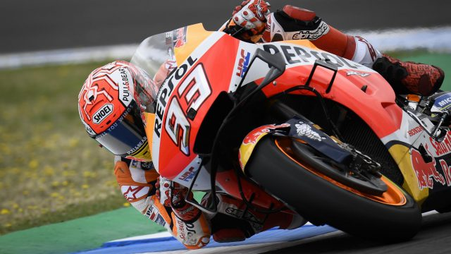 Marc Marquez 2 at Jerez 2019 Photo credit MotoGP.com_