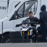 Mission Impossible 7: Tom Cruise Spotted Pulling Wheelies on a BMW G 310 GS 9