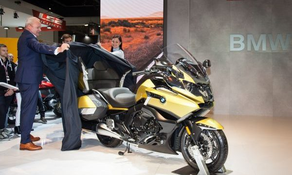 BMW Motorrad will not join the Intermot and EICMA motorcycle shows this year 1